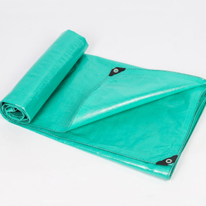 Waterproof Coated Fabric Grade Uv Treatment Pe Tarpaulin