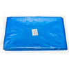 Best Selling Ready Made Anti-UV Tear-Resistant 4*5 M BLUE WHITE Tarpaulin For Cover